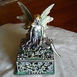 Beautiful Fairy trinket box